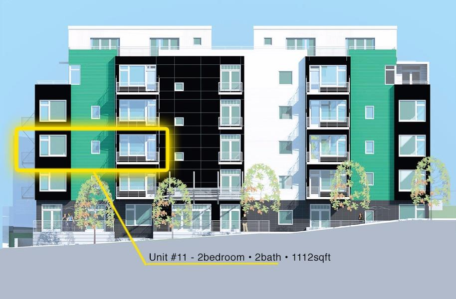 121 Kingsley Unit 300